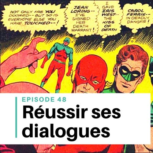 Ecrire un dialogue