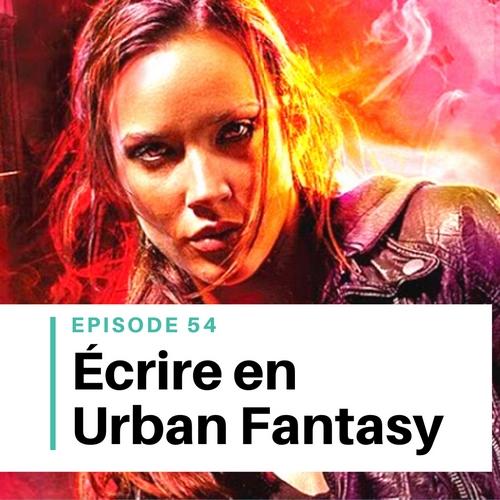 Ecrire un roman d'urban fantasy