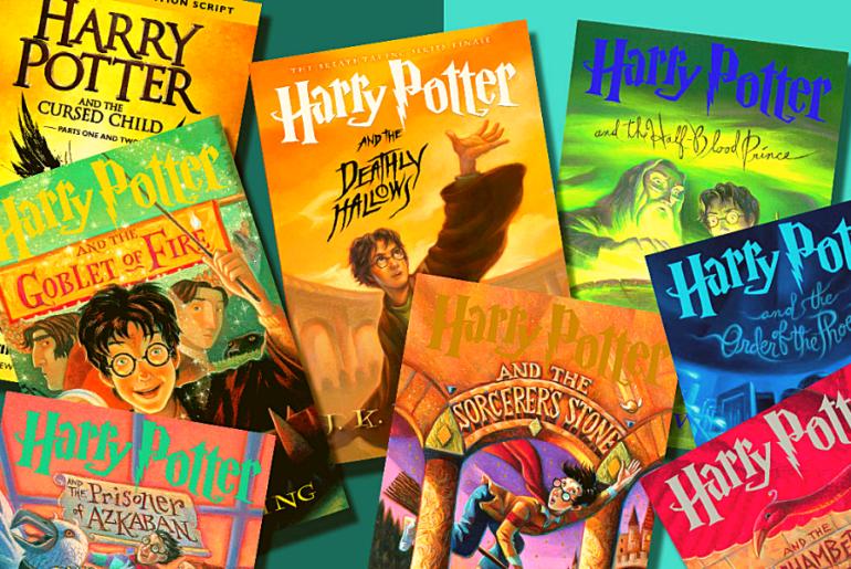 La série Harry Potter