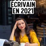 devenir écrivain en 2021