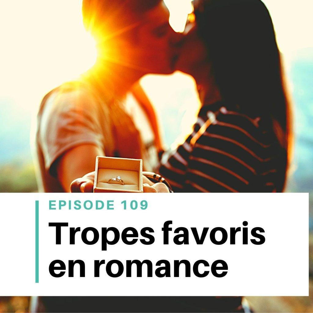 3 thèmes populaires en romance