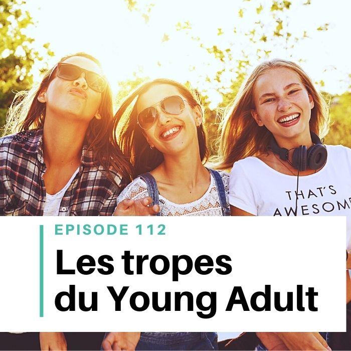 tropes du roman young adult